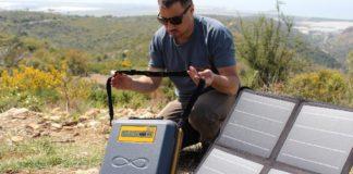 KaliPAK Solar Generator