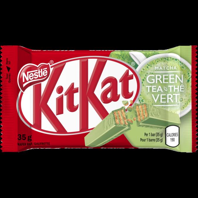 kitkat matcha