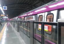 Metropolitana di Delhi