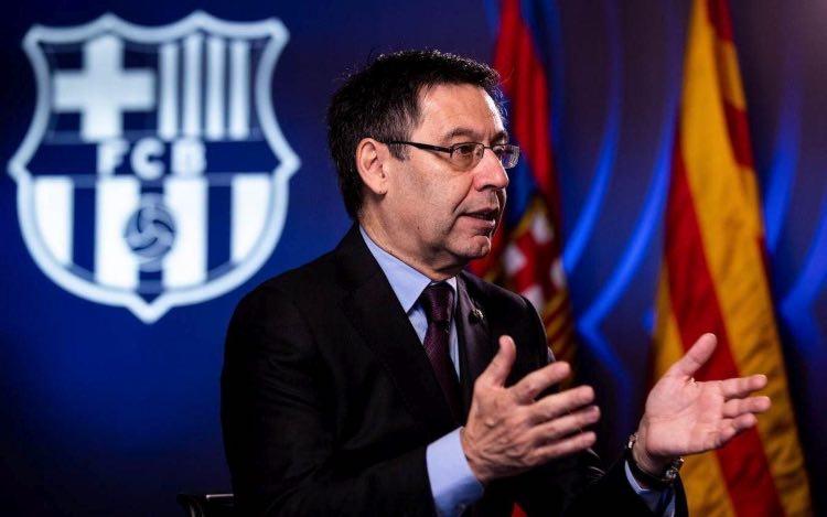 Barcellona Messi Bartomeu presidente spy story scandalo