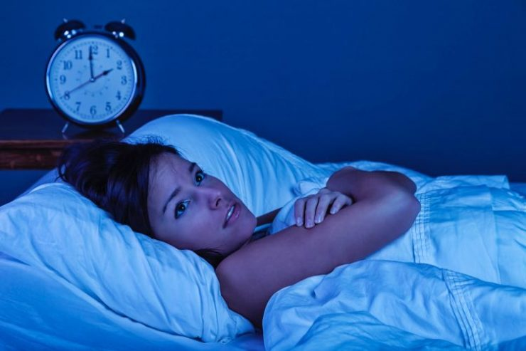 alimentazione e sonno