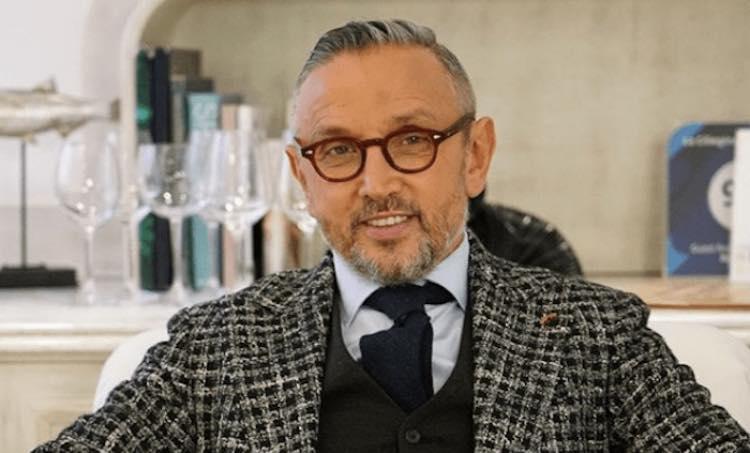 Bruno Barbieri chi è chef Masterchef moglie figli età altezza stelle Michelin