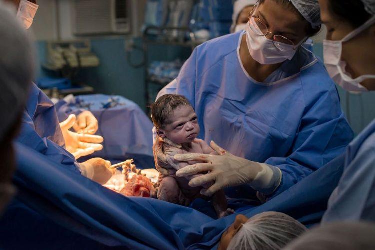 neonata arrabbiata