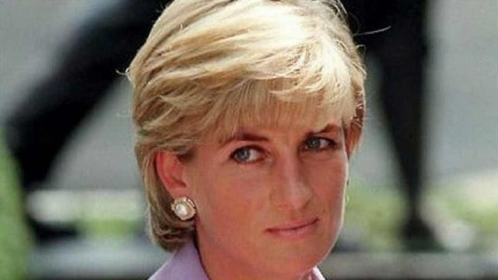 Lady Diana The Crown