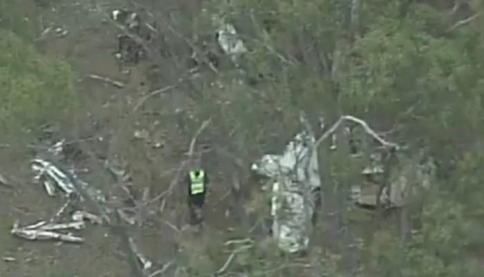 Australia incidente aereo