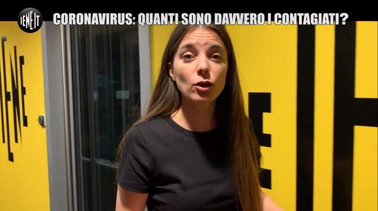 Giulia Innocenzi Le Iene