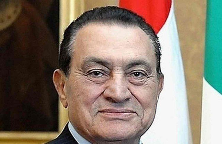 Mubarak morto egitto