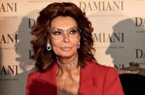 Sophia Loren oggi