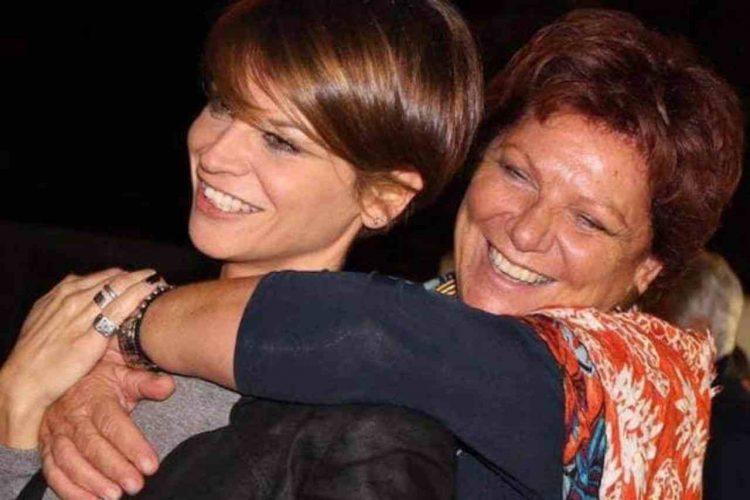 Alessandra Amoroso mamma