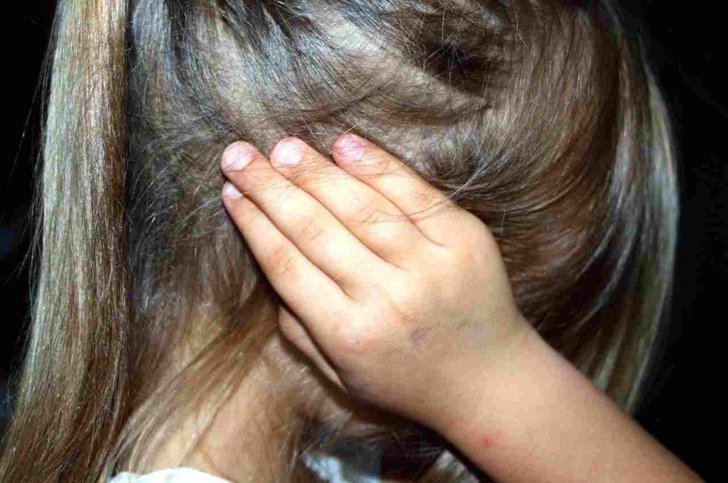 nipotina Bambina violenza