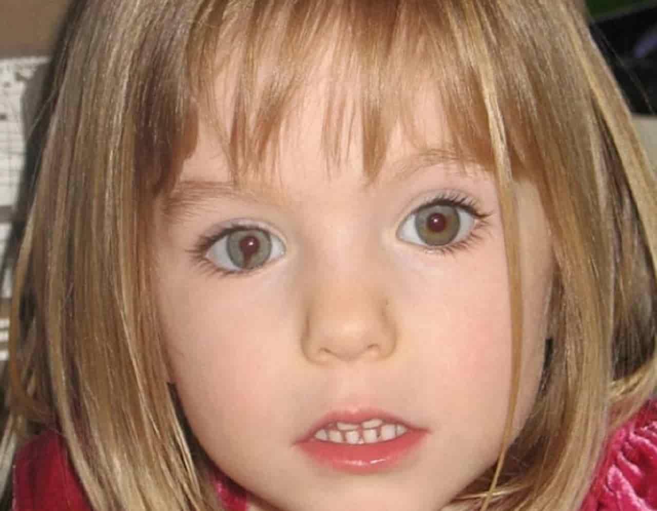 scomparsa Maddie McCann