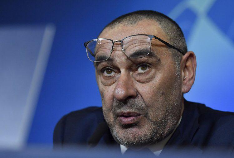 Calciomercato Juventus Sarri allenatore futuro