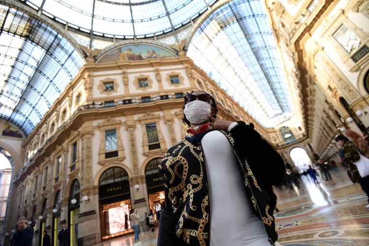 Coronavirus casi contagi Roma Milano