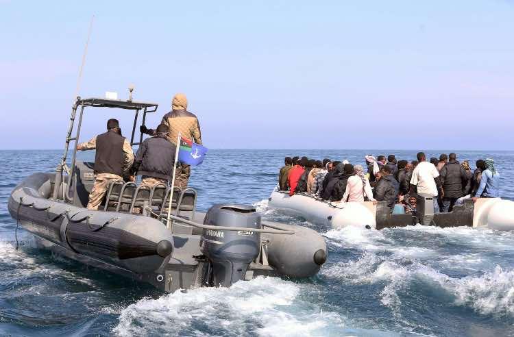 Migranti sbarchi Italia Covid-19 Africa Oms