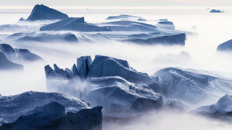 Antartide venti gradi temperatura dato preoccupante
