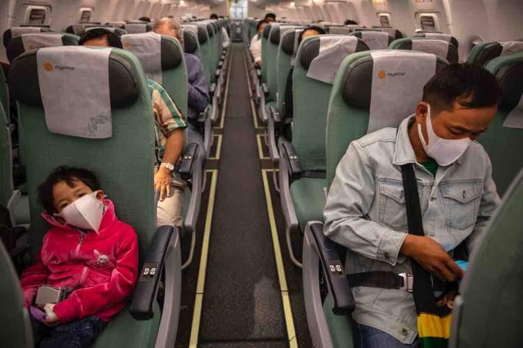 Coronavirus come viaggiare-in-aereo-sicuri senza pericolo cosa sapere
