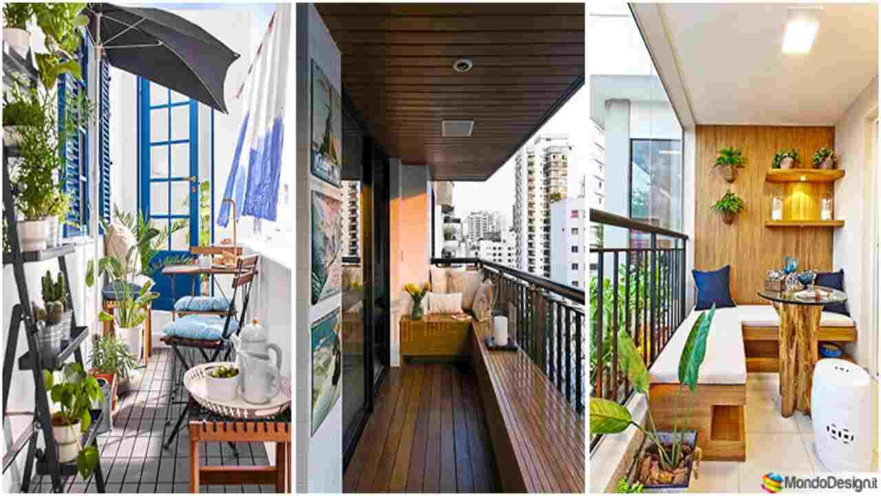 Balcone Lungo E Stretto balcone stretto e lungo, come utilizzarlo e arredarlo