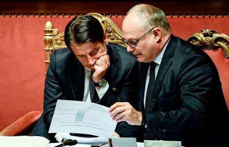 Conte e Gualtieri mutui sospesi