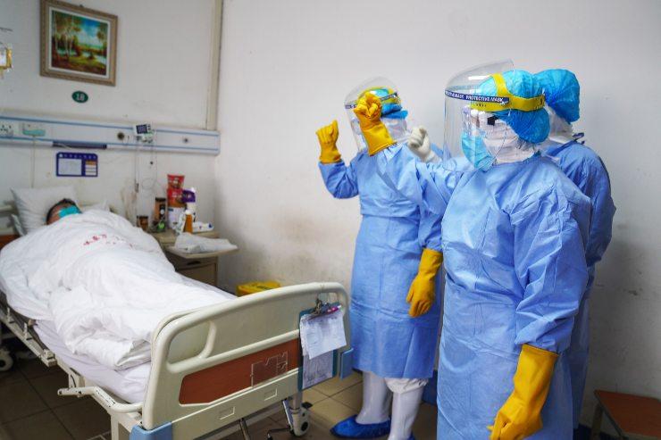 Coronavirus ospedali