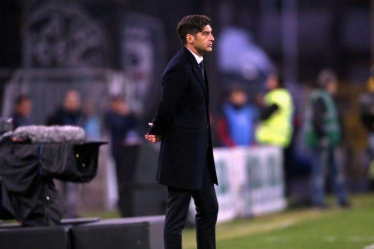 Milan-Roma Fonseca