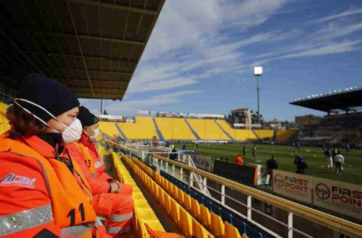 Calcio e coronavirus Serie A