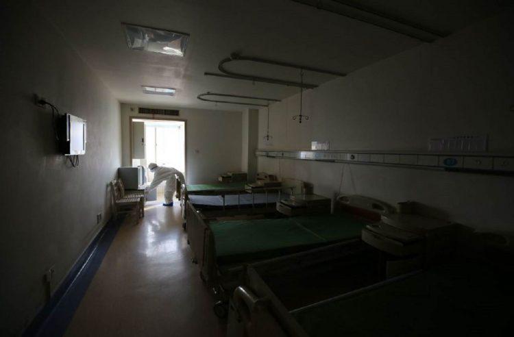 Gladys coronavirus ospedale