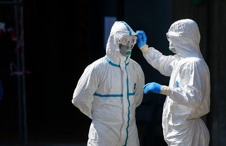 Coronavirus, il nuovo dato della Protezione Civile