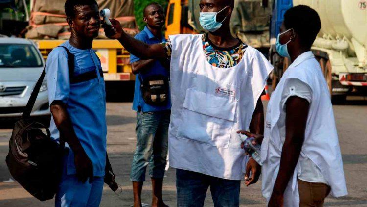 africa coronavirus