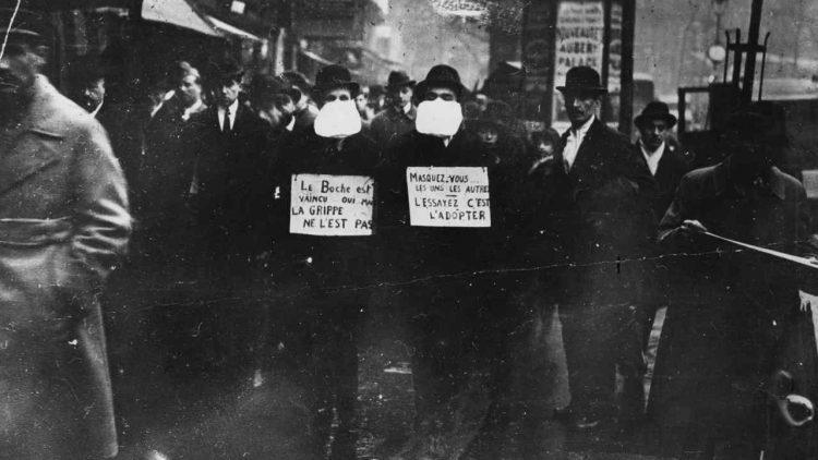 influenza spagnola pandemia e fake news