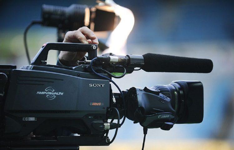Telecamera televisione