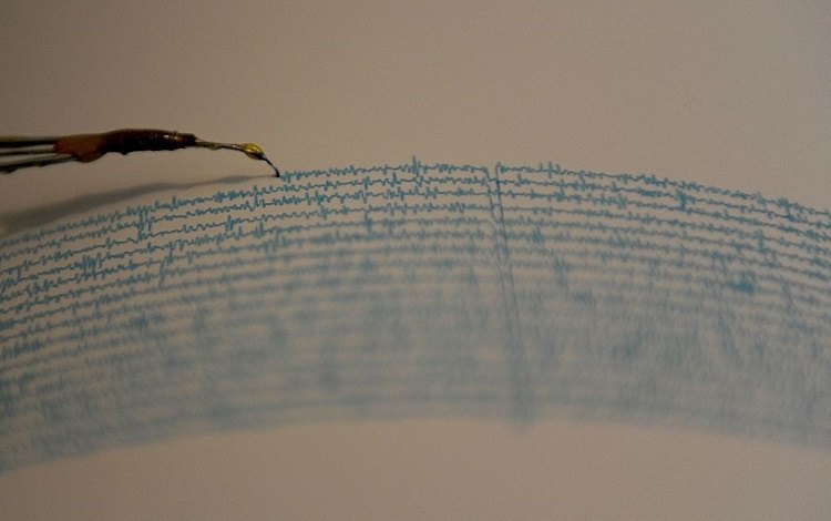 Terremoto sismografi