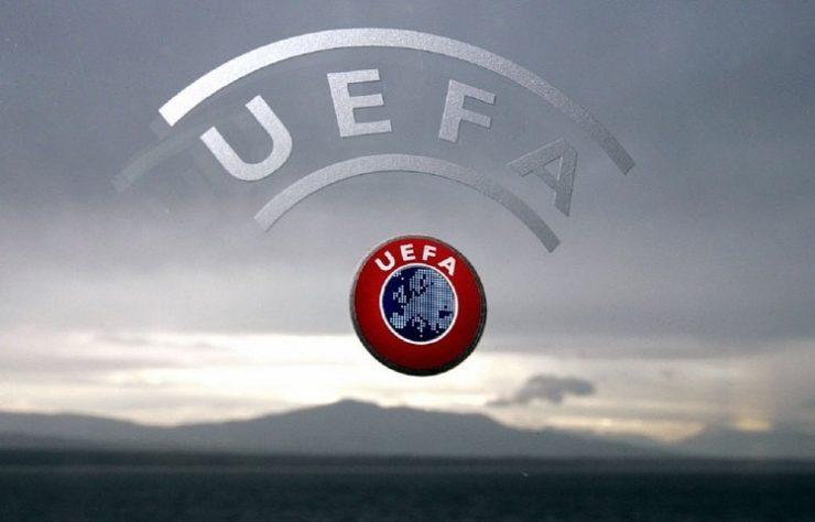 Uefa calcio e coronavirus