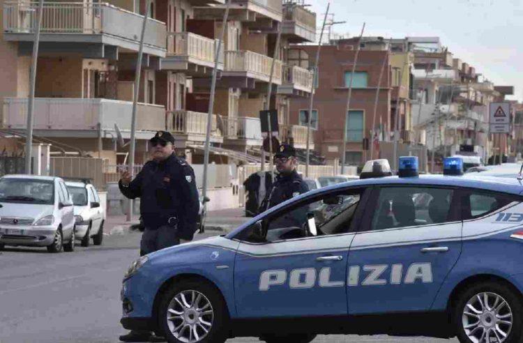 polizia truffa