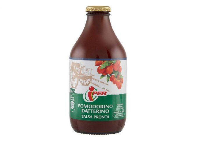 Ritiro Salsa di pomodoro