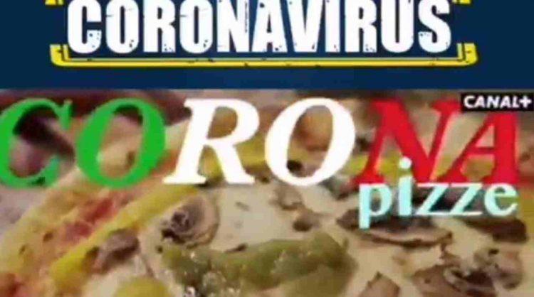 Coronavirus spot Francia