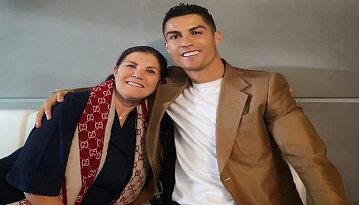 cristiano ronaldo mamma in ospedale