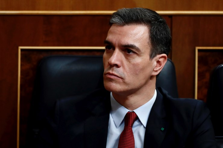 Spagna allentamento misure restrittive