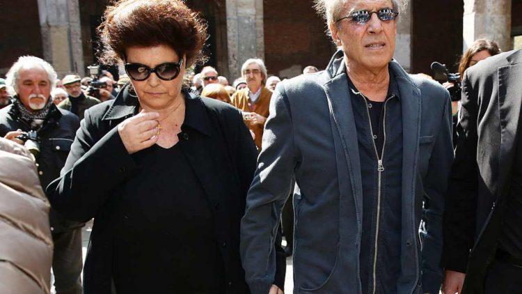 Adriano Celentano e Claudia Mori (GettyImages)