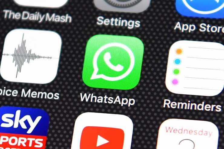 WhatsApp chattare senza conoscere numero