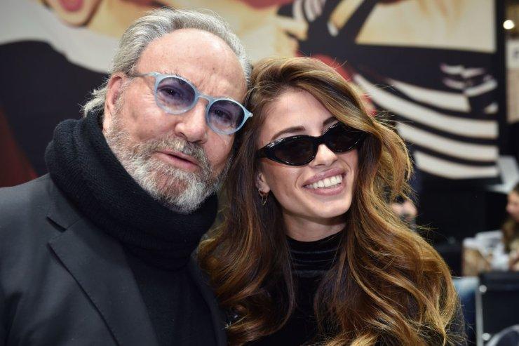 Chiara Nasti e Rocco Barocco (GettyImages)