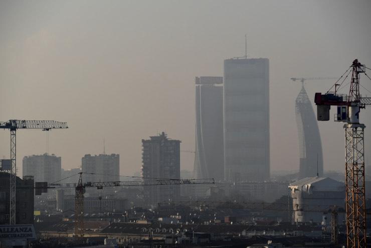 Virus ricerca Cnr inquinamento aria scoperta