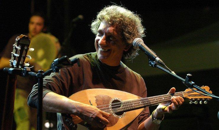 Eugenio Bennato (GettyImages)