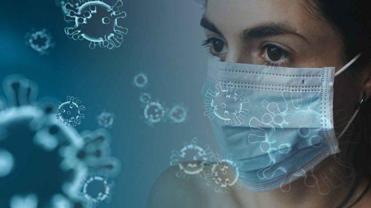 Mascherina coronavirus ritorno