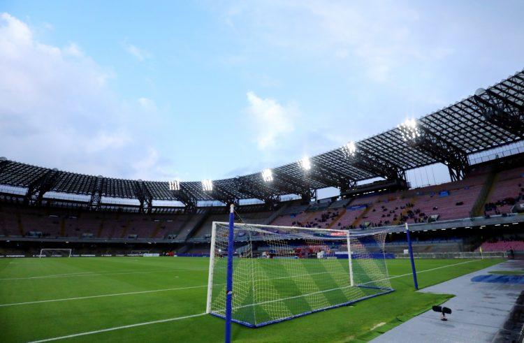 Stadio San Paolo Napoli Serie A