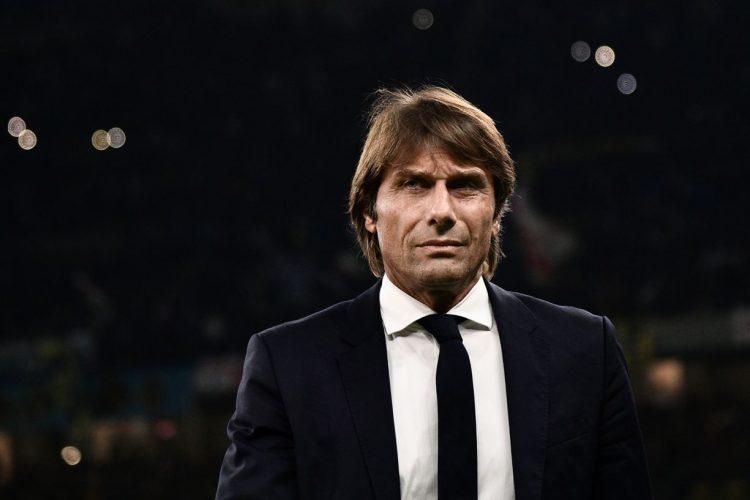 Antonio Conte Inter Champions