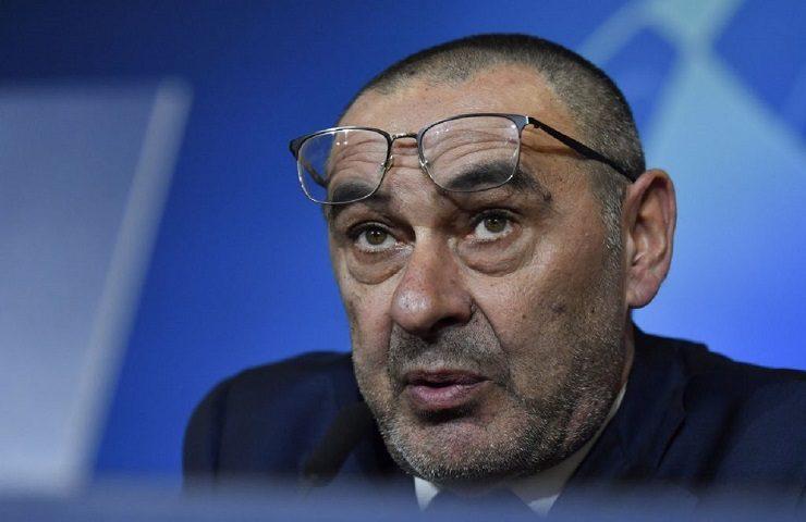 Juventus Sarri infortunio Higuain