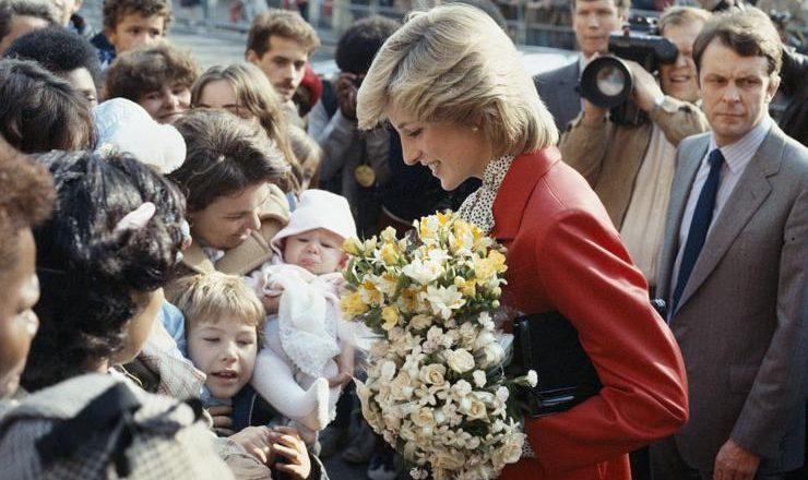 Lady Diana The crown quarta stagione Netflix