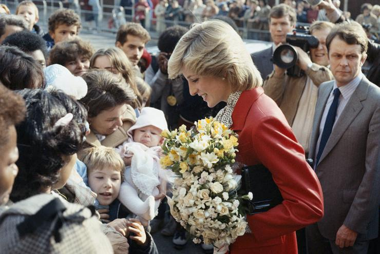 Lady Diana(GettyImages)