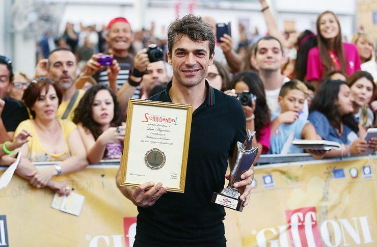 Luca Argentero (Getty Images)