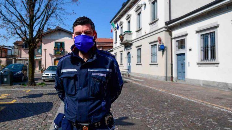 Pasqua polizia(GettyImages)